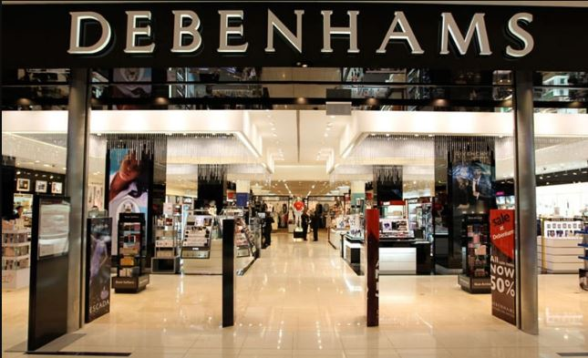 Debenhams Survey Rewards