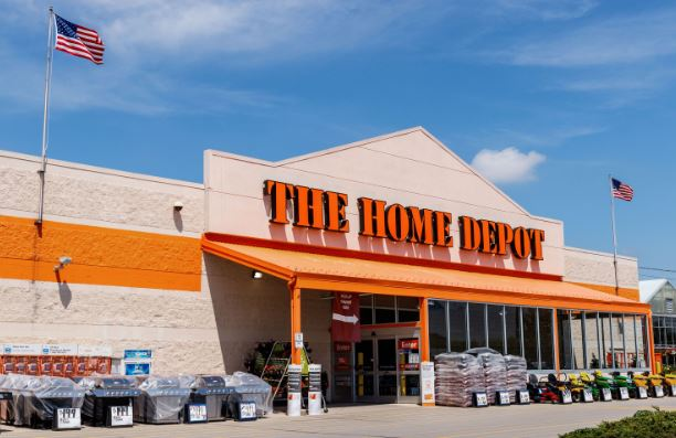 Home Depot Survey Rewards