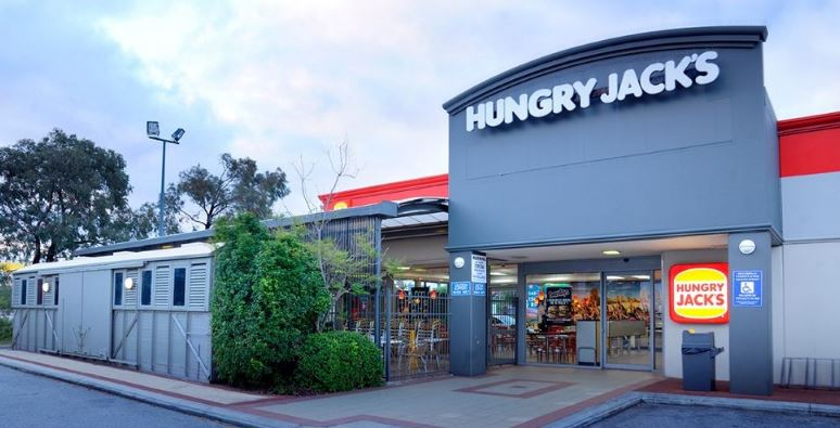 Hungry Jack's Experience Survey
