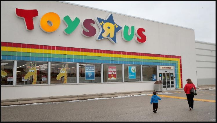Toys R Us Survey sweepstakes