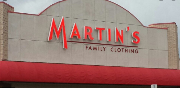 martins family clothing coupon